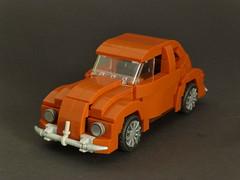 VW Beetle .01 (Brixe63) Tags: lego vw käfer beetle volkswagen car auto