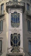 Art Nouveau / Liberty style in Torino (Sokleine) Tags: détails details fenoglio casalafleur architecture artnouveau libertystyle liberti corsofrancia heritage historic torino turin piémont piemonte italia italie italy europe décorarchitectural