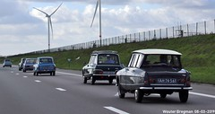 En route (XBXG) Tags: 34vxz3 ah7456 00ne64 9560gs 91pm32 hn68zl 1572ek avn citroën ami citroënami amiverenigingnederland c15 ami6 ami8 reims e19 vlaanderen belgië belgique belgium vintage old classic french car auto automobile voiture ancienne française france vehicle outdoor