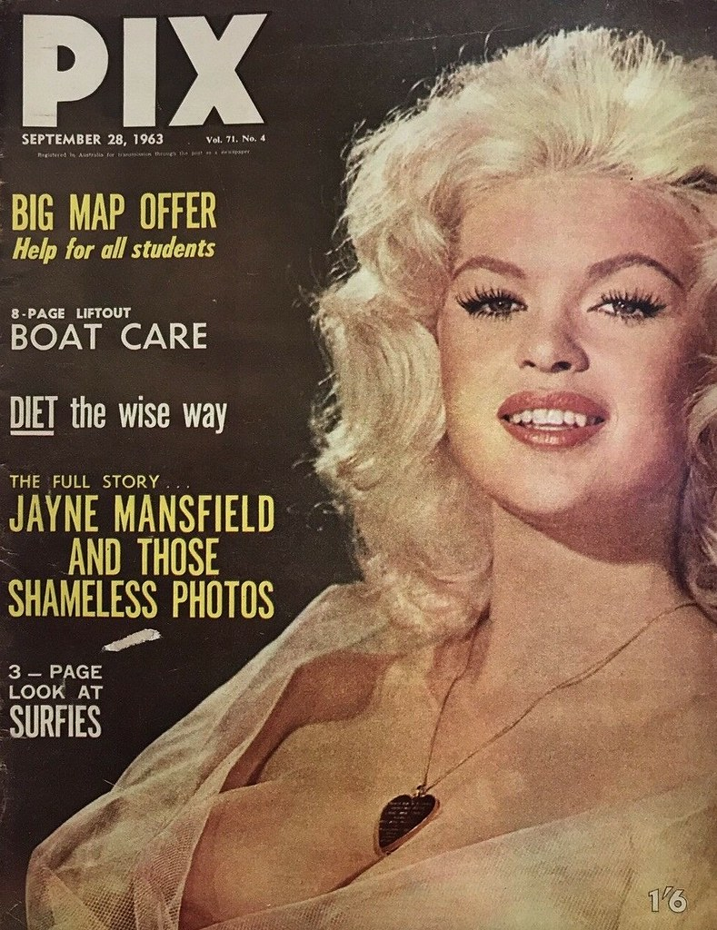 The Worlds Best Photos Of 60S And Magazine - Flickr Hive Mind-8695