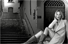 (horlo) Tags: bw blackandwhite noiretblanc film movies cinema actress nb wallpaper fonddécran glamour actrice monochrome carolynmurphy vintage portrait woman femme collage