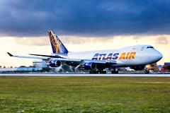 N47MC, Atlas Air, Boeing 747-47U(F), KMIA, February 2019 (a2md88) Tags:
