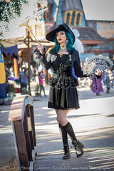 Bree at AZRF - Mar 3 2019-0801 (Keyhole Productions Photography) Tags: azrf2019 beautiful boots breereiners fairskin fan greenhair hat keyholeproductionsphotography sunmarch3