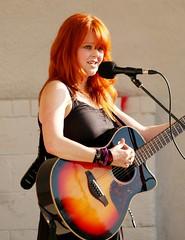 Carmen Townsend - Photo by John Donovan