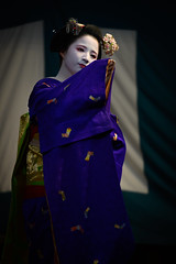 mysterious (byzanceblue) Tags: gion maiko geiko geisha girl female woman beauty kimono kanzashi traditional formal 祇園 舞妓 京都 black 花街 駒屋 挨拶 kyoto toshiemi white color colour flower nikkor 2019 prefecture bokeh people costume background photo portrait professional lady lovery 芸妓 着物 natural 祇をん fresh shadow shirt d850 red beautiful happy planet z7 八坂神社 奉納舞 nikon spring umehina kamishichiken 梅ひな 上七軒