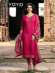 Hot Pink Embroidered #StraightSuit Online On #YOYOFashion. (yoyo_fashion) Tags: pinkstraightsuit style fashion dresses suits shopping offers womenwear eidspecialdress offer indianwear ethnicwear indianwedding womenfashion outfitinspo ethnic indianfashion