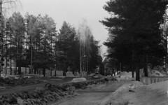 FKD test with modern film (Sonofsono) Tags: film finland fomapan black bw white soviet fkd largeformat snow winter 13x18