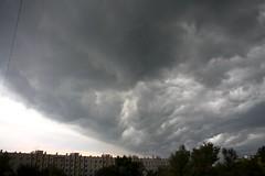 (Сергей88) Tags: москва буря вешняки ураган гроза туча облако армагеддон передгрозой