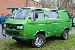 D961 STT (2) (Nivek.Old.Gold) Tags: 1987 volkswagen transporter syncro t3 1588cc diesel 4wd