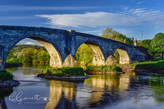 STIRLING BRIDGE (EAGarrett Photography) Tags: stirling scotland river forth william wallace monument bridge medieval shirlingshire arched