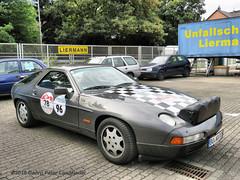 Porsche 928 (linie305) Tags: bochum ruhrgebiet ruhrpott ruhrarea liermann classic day liermannclassicday2018 auto automobil meeting show carshow oldtimer classiccar oldcar youngtimer german porsche 928