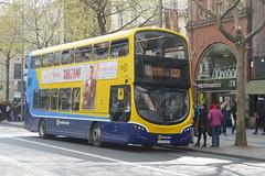 SG 3 O'Connell Street 04/04.19 (Csalem's Lot) Tags: sg3 123 oconnellstreet dublin dublinbus bus b5tl volvo wrightsgemini3 sg