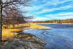 Swedish seaside (marfis75) Tags: swedish landscape landschaft land wallpaper iphone felsig sea stein fels naturreservat natur schweden see marfis75 sunny sun clear day dayclearsun