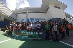 Manaus. 13.04.19. Revitalizção da Escola Municipal  vila da felicidade