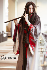 """Wei Wuxian (MecCanon [Insta: JLPhotoOfficial]) Tags: """"empire state comic con"""" escc cosplay cosplayer costume portrait albany """"upstate ny"""" canon 6d """"canon 85mm"""" f18 strobist"""