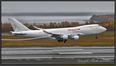 N701CK Kalitta Air (Bob Garrard) Tags: n701ck kalitta air boeing 747 vortice anc panc