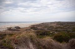 Hike Behind The Dunes (ertolima) Tags: ocean dunes atlantic northcarolina fortmacon sand hike hiking trail