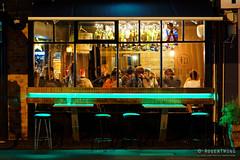 20190109-49-Bar Wa Izakaya exterior night (Roger T Wong) Tags: 2019 australia bawaizakaya hobart japanese rogertwong sel24105g sony24105 sonya7iii sonyalpha7iii sonyfe24105mmf4goss sonyilce7m3 tasmania bar building lights night restaurant street