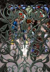 Forever Sleep (Gary Burke.) Tags: door crypt mausoleum cemetery graveyard grave newyork canon eos 70d dslr religious faith klingon65 religion canoneos70d gothamist melancholy garyburke sadness despair iloveny touristattraction stmichaels eastelmhurst queens nyc ny newyorkcity ilovenewyork tourism travel newyorklife newyorktourism newyorkstate traveling wanderlust urbandecay somber moody metal texture old aged pattern abstract
