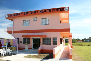 San Pedro-Cristo Rey Health Center Inauguratio