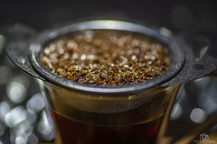 Brew - MM (CamraMan.) Tags: macromondays macromonday brew englishbreakfast tea sonya7 tamron90mm benro fotodiox bokeh ©davidliddle ©camraman