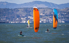 (seua_yai) Tags: northamerica california sanfrancisco thecity kiteboarding wind sports sanfranciscobay seuayai sanfrancisco2019