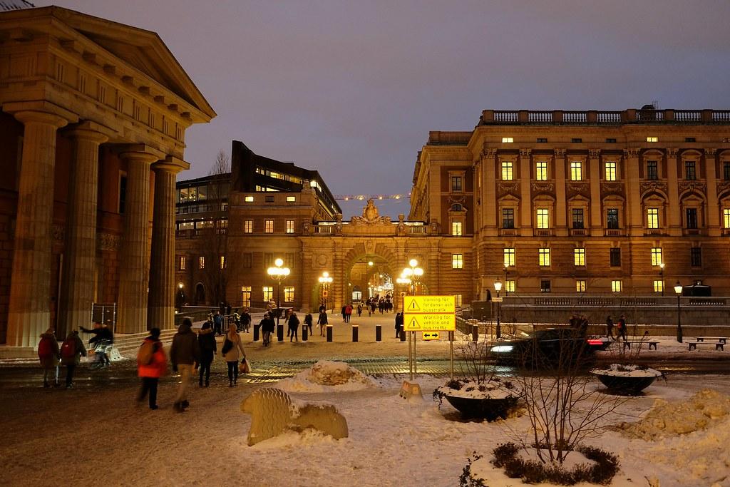 b259ce206f51 STOCKHOLM - SWEDISH PARLIAMENT (Maikel L.) Tags: europa europe skandinavien  scandinavia schweden