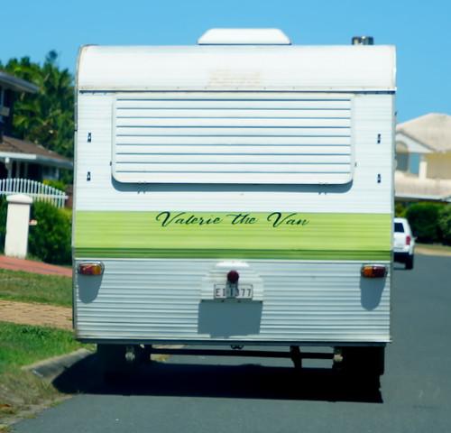 Valerie the Van