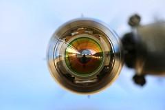 Misil aire-aire Iris-T (Ejército del Aire Ministerio de Defensa España) Tags: aviación aviation ejércitodelaire fuerzaaérea airforce españa misil irist cielo sky azul nube cloud aeronave avión plane airplane militar military