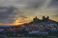San Vicente de la Sonsierra (Alberto Corcuera García) Tags: san vicente atardecer nikon d7000 larioja