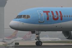 TUI Airways Boeing B757-2G5(WL) (jonny4x4uk) Tags: man manchesterairport ringway egcc avgeek aircraft civilian southside 23l 23r boeing b737 b757 b747 b777 b787 dash8 airbus a319 a320 a350 a380 a330 q400 bombardier crj1000 iberia flybe ba britishairways speedbird airfrance virginatlantic virgin jet2 tui etihad skyteam emirates united lufthansa sacandinavian airlines sas singapore thomascook jumbo hainan cathaypacific icelandair dreamliner klmasia airlivery hawker beechcraft cockpit closeup departures goobp