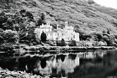 You should never (gusdiaz) Tags: kylemore ireland abby trip road vacation canon canonphotography mountains architechture water reflection agua refleco bw black white blanco negro arquitectura montañas irlanda hermoso memories castle castillo green