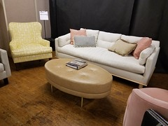 Marley Sofa, Harley Chair, Avalon Otto (Brian's Furniture) Tags: norwalk furniture market 2019 spring brians westlake ohio 44145 westside cleveland premarket high quality american made lifetime warranty springs frame cushion core unlimited choices options customizable rocky river bay village upholstered built order locally shop local usa