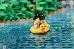 Lego Happy New Year 2019 (Pasq67) Tags: moc lego pasq67 afol toy toys flickr legography 2019 france minifigs minifig minifigure minifigures happynewyear happy new year bonneannée bonne année darthvader darth vader