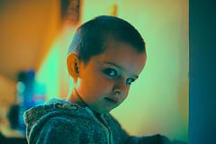 Son (Martin19780516) Tags: canon5d canon5dclassic portrait son kid noise