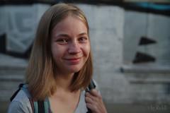 Farewell (RickB500) Tags: rickb rickb500 nastya paloma dasha cute blonde portrait girl farewell outdoors
