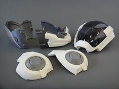 Andromeda Initiative Helmet (Cosplus) Tags: videogame mass effect andromeda helmet initiative concept scifi 3d print future cosplay