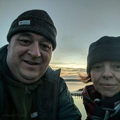 Sunrise selfie at Blythburgh – FoyersPhotography (Bob Foyers) Tags: instagram blythburgh follow foyersphotography selfportrait suffolk sunrise