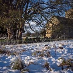 Dark guardian (thriddle) Tags: hamptongay oxfordshire church xtransformer