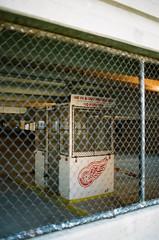 Edit -1-7 (Dane Van) Tags: detroit michigan thejoe joelouisarena redwings hockey arena minolta x700 35mm18 kodak colorplus200 analog film documentary