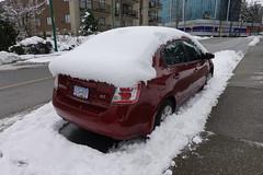 Nissan Sentra 2.0 (D70) Tags: nissan sentra 20 burnaby britishcolumbia canada snow