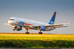 [CDG.2008] #Arkia.Israeli.Airlines #IZ #Boeing #B757 #B753 #4X-BAW #awp (CHRISTELER / AeroWorldpictures Team) Tags: named þingvellir arkia israeli airlines israel iz aiz plane aircraft airplane avion aviation landing sunset boeing b757 757 7573e7 b757300 msn30179912 rr rb211 engines 4xbaw sundorinternationalairlines 2u ero sun dor icelandair fi tfisx 100yearsicelandic independence avgeek photography planespotting spotter christeler aeroworldpictures awp team nikon d80 raw nef nikkor 70300vr lightroom chr 2009