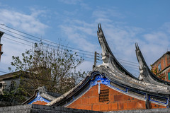 新埔 老宅 (Ache_Hsieh) Tags: travel xinpu township 新竹 taiwan hsinchu old street house 老街 temple 廟 fujifilm xh1 fujinon xf 1655mm f28 r lm wr 建築 劉氏家廟 林氏家廟