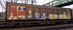 Christmas drinks - Bon Noel (train_photos) Tags: cargowaggon wod noeuf feet