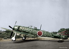 HAYATE (DREADNOUGHT2003) Tags: warplanes warplane recovered restroration relics