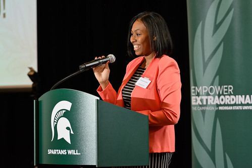 Southeast Michigan Empower Extraordinary Volunteer Brunch, March 2019