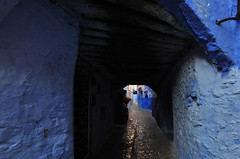 Chefchaouen, Morocco, January 2019 D700 261 (tango-) Tags: chefchaouen bluecity villaggioblu bluevillage morocco maroc 摩洛哥 marruecos марокко المغرب