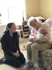 """Visiting Grandma Shirley • <a style=""""font-size:0.8em;"""" href=""""http://www.flickr.com/photos/109120354@N07/33618698818/"""" target=""""_blank"""">View on Flickr</a>"""