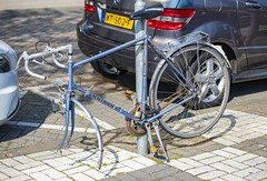 They always take an import part (CapMarcel) Tags: they always take an import part bicycle