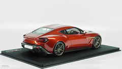 AM Vanquish Zagato-03 (M3d1an) Tags: red aston martin vanquish zagato 118 resin top speedminiature